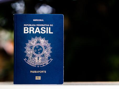 Documentação de embarque internacional - Passaporte, vistos e vacinas