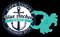 blue anchor logo with crab- horizontal.p