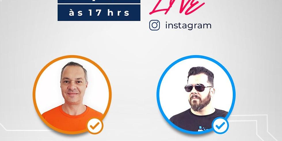 Live Instagram - Com Webcontinental e SGPweb