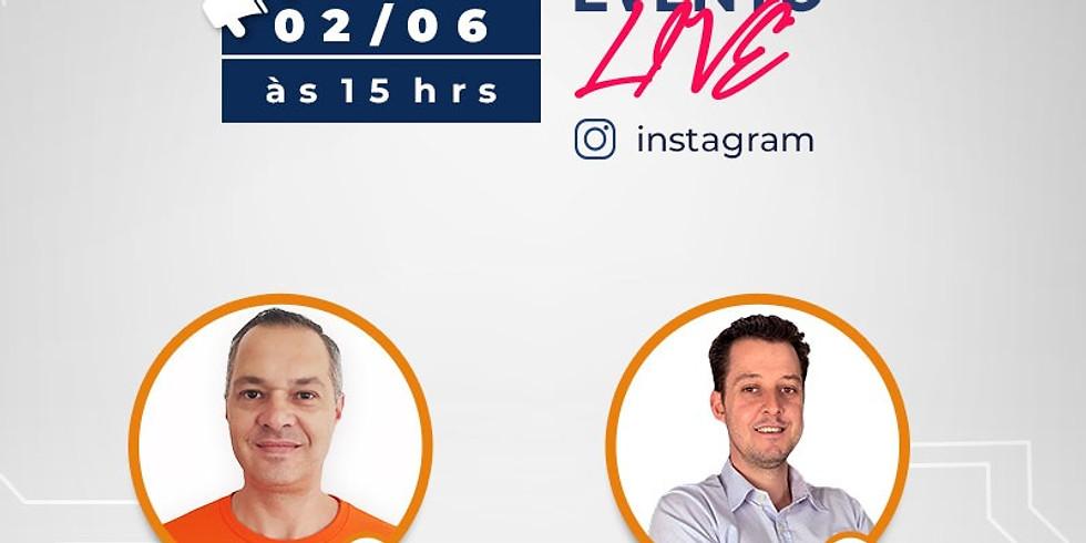Live Instagram - De Vendedor para Empreendedor