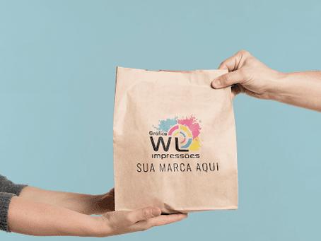 5 tipos de embalagens para seu delivery