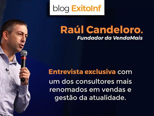 Entrevista exclusiva com Raúl Candeloro.