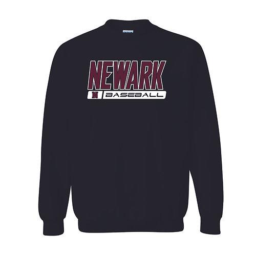 Crewneck Sweatshirt - BLACK - NBB21 - D1