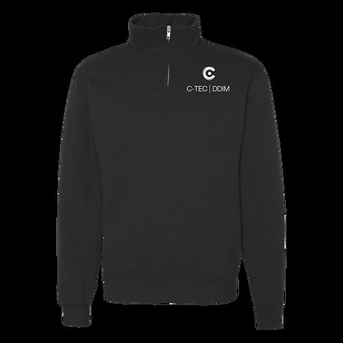 DDIM 1/4 Zip Fleece Sweatshirt