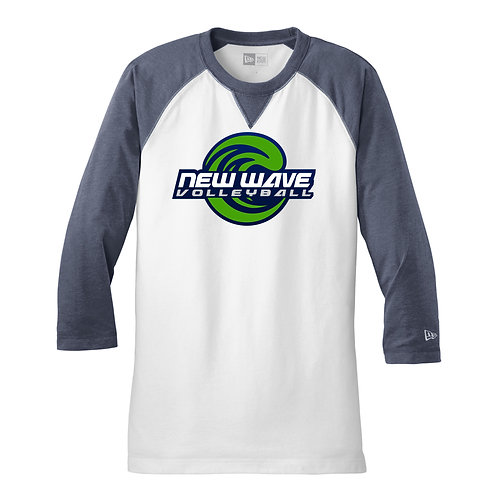 New Wave New Era Baseball Tee