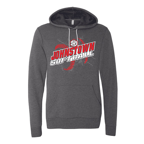 Softstyle Hoodie- GREY - JSB21 - D2