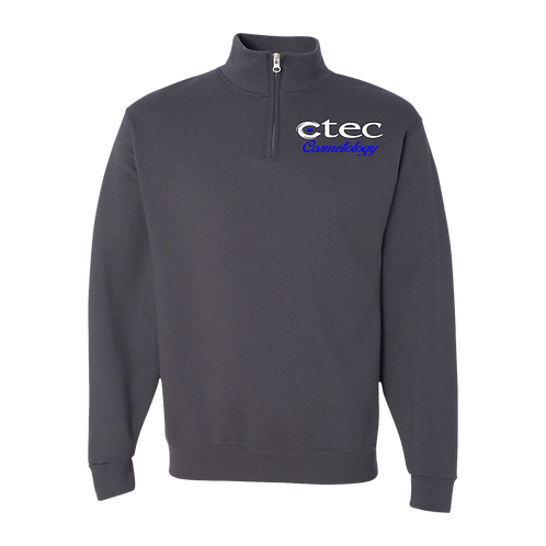 COS 1/4 Zip Fleece