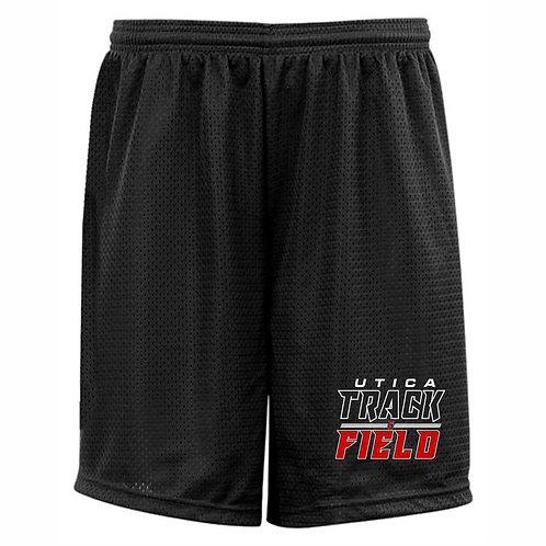 Mesh Shorts - BLACK - UTF2021