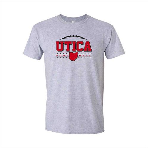 UFB Tri Blend Shirt GREY D3