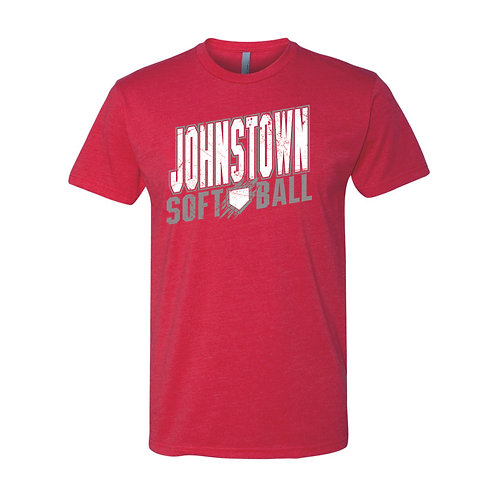 Softstyle T - RED - JSB21 - D1