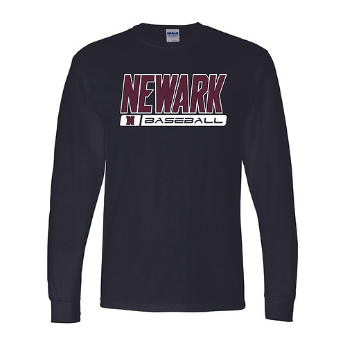 Long Sleeve T - BLACK - NBB21 - D1