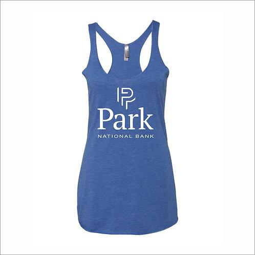 Park National - Ladies Tank Top - BLUE - MC21