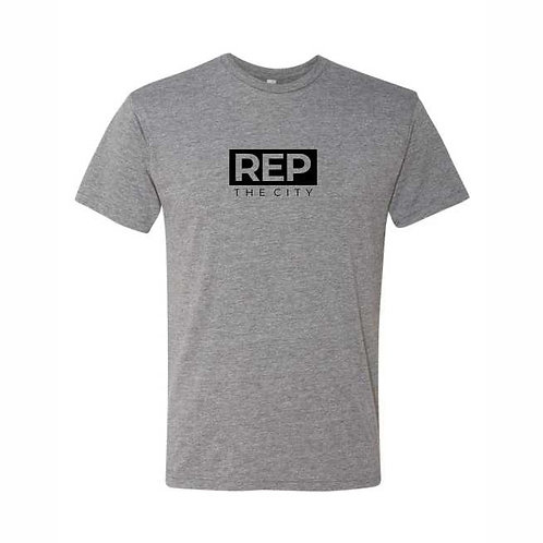 REP The City Grey T's