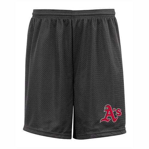 GRAPHITE - Pro Mesh Shorts - A's