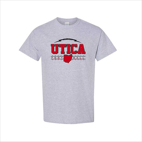 UFB Reg T-Shirt Grey D3