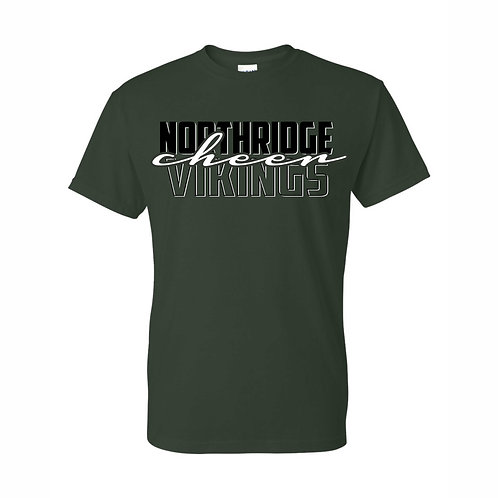 NHS Cheer T-Shirt D1