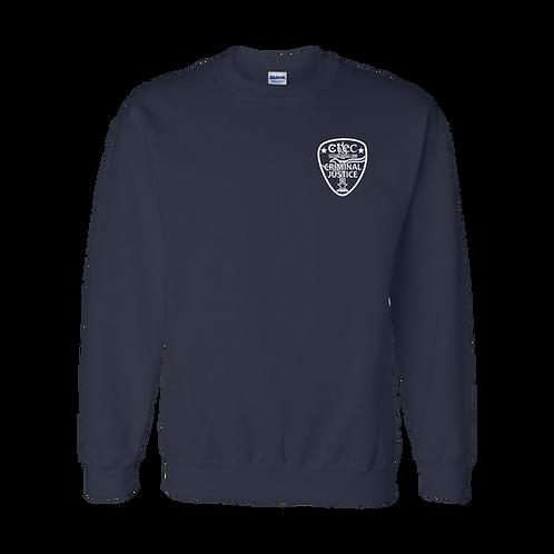 Criminal Justice Crewneck Sweatshirt