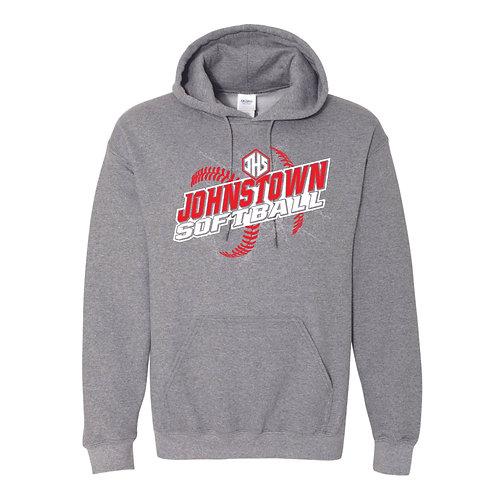 Hooded Sweatshirt - GREY - JSB21 - D2