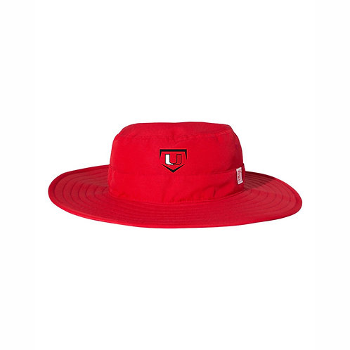 Bucket Hat - Red - UB2021
