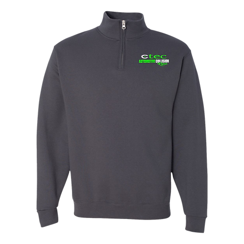 AUTO Junior 1/4 ZIP Fleece Sweatshirt