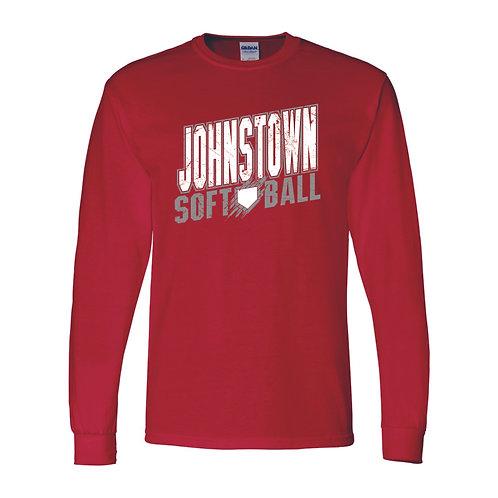 Long Sleeve T - RED - JSB21 - D1