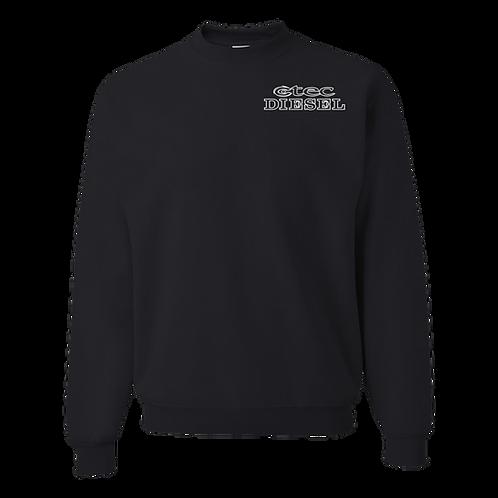 DIESEL Crew Neck Sweatshirt