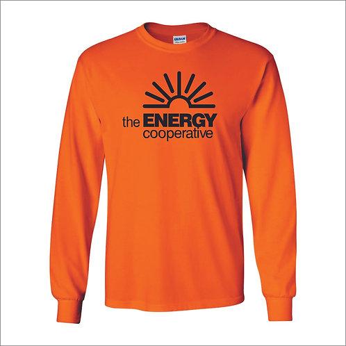 The Energy Co - Long Sleeve - ORANGE - MC21