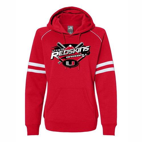 Ladies Fleece Hoodie - D3 - UB2021