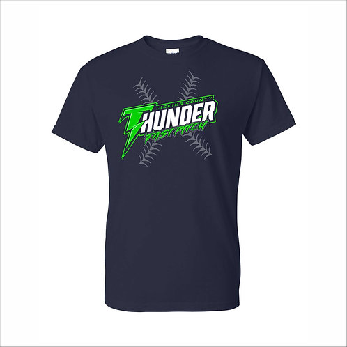 Thunder - Navy - Reg T-Shirt  - D1