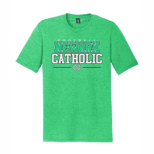 NC21 - Triblend T-Shirt  - D2