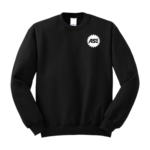 AUTO TECH Crewneck Sweatshirt
