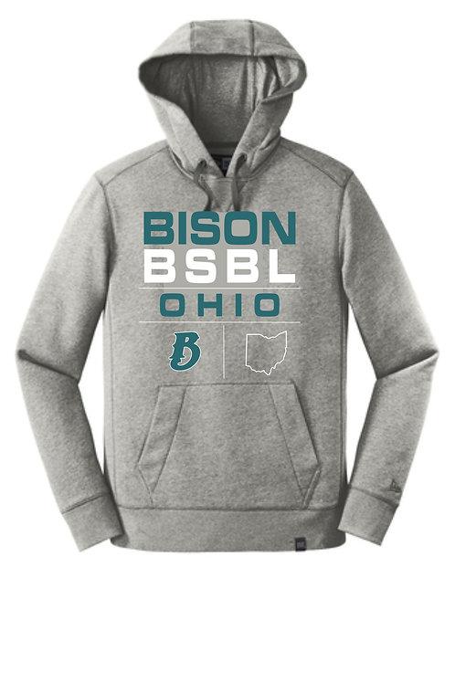 Bison New Era Hoodie