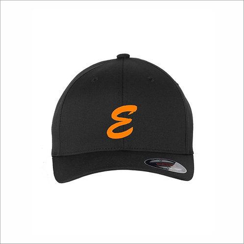 The Energy Co - Fitted Hat - BLACK - MC21