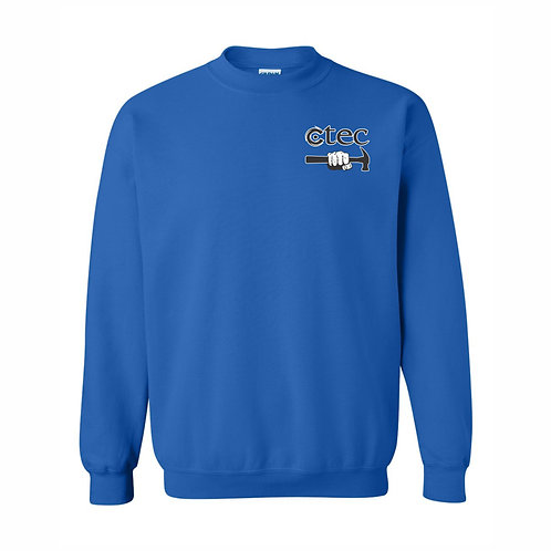 Construction Crewneck Sweatshirt