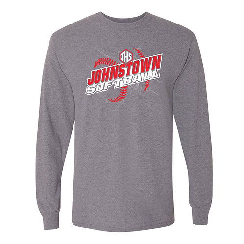 Long Sleeve T - GREY - JSB21 - D2