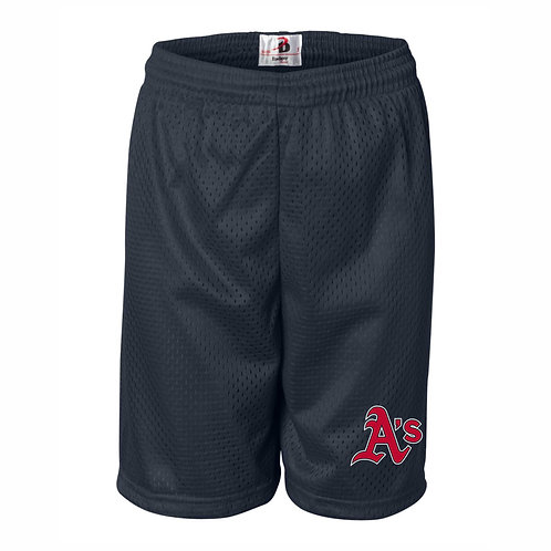 NAVY - Pro Mesh Shorts - A's