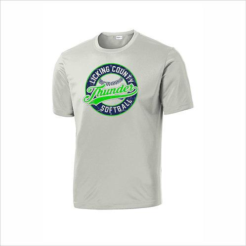 Thunder - Grey - Dri Fit Shirt  - D3