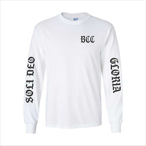 BCC - White Long Sleeve