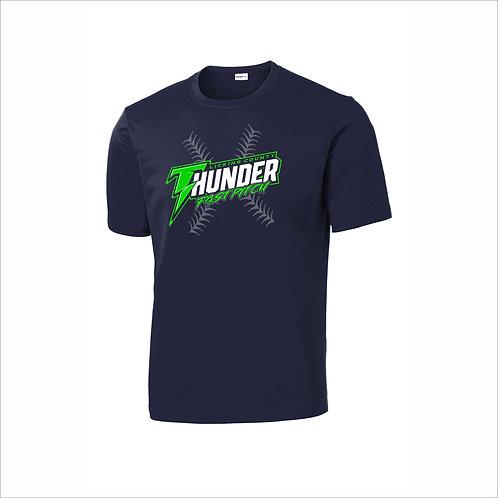 Thunder - Navy - Dri Fit Shirt  - D1