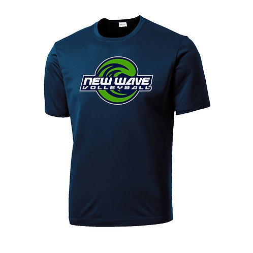 New Wave Moisture Wicking T