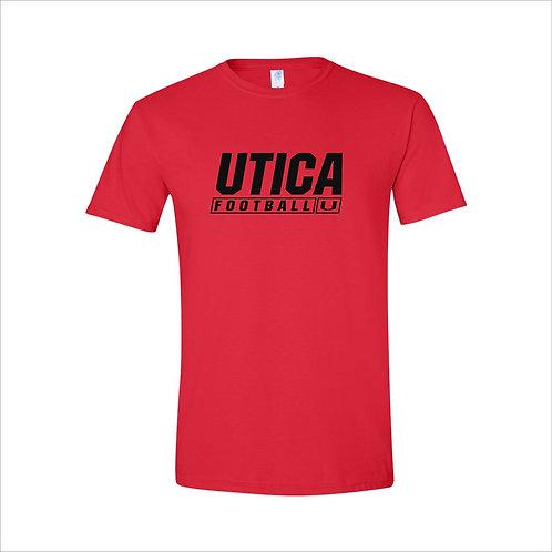 UFB Tri Blend Shirt RED D2