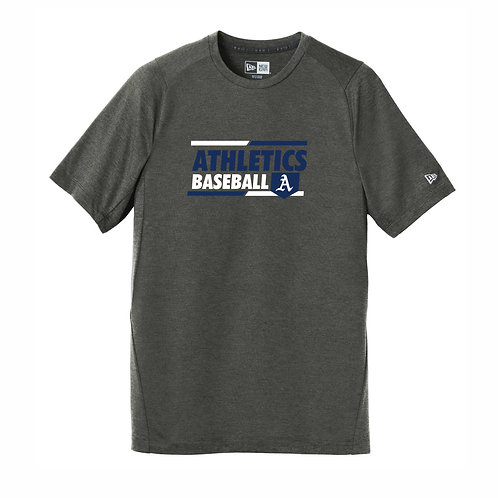 NEW Era® Graphite T-Shirt - A's D2