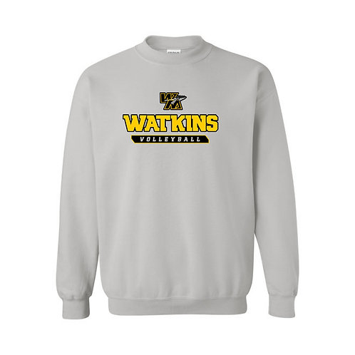 WMV Grey Watkins Crewneck D1