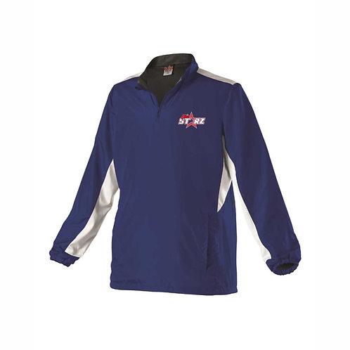 Ladies Sport Jacket - BLUE - EMB - OSS