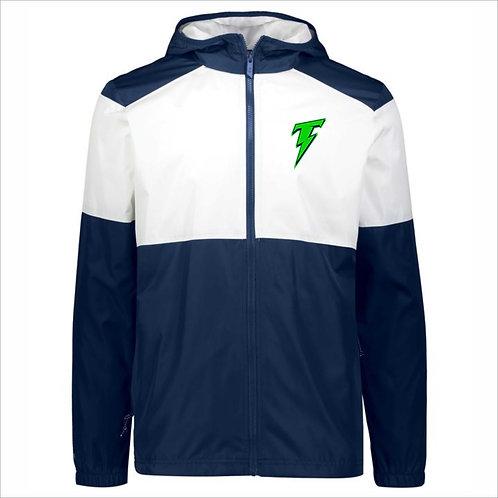 Thunder - Navy/white - Jacket