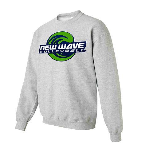 New Wave Crew Neck Sweatshirt