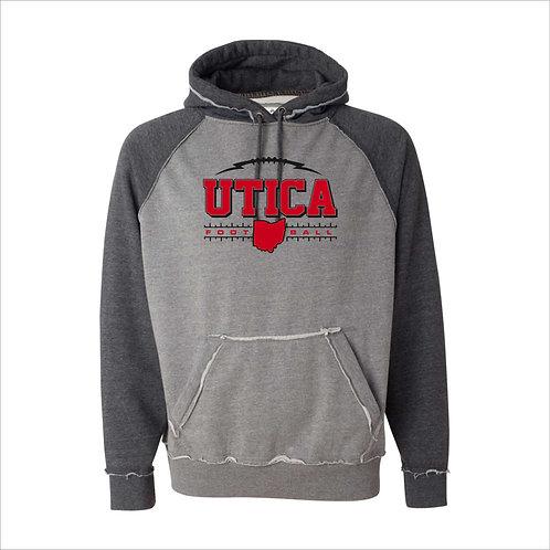 UFB J-America Vintage Hoodie GREY D3