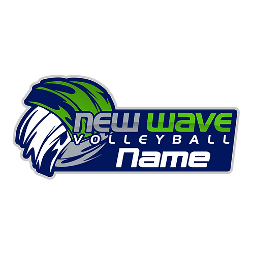 New Wave Decal