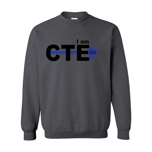 Skills Matter Charcoal Crewneck Sweatshirt