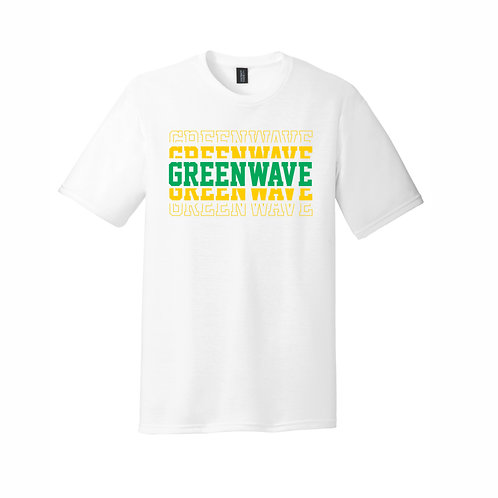 NC21 - Triblend T-Shirt  - D4